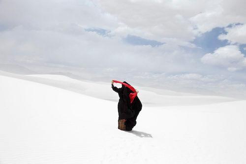 "Decolonizing Vision Speaker Series: Sama Alshaibi, ""Unchain My Feet""  | Events Calendar"