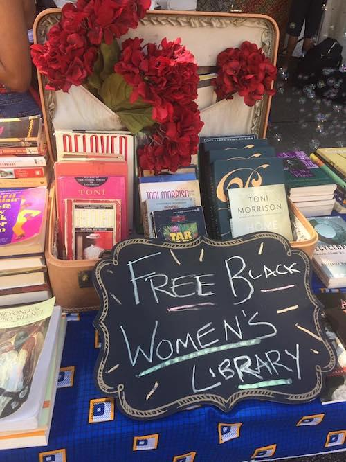 Studio Salon | Free Black Women's Library  | Events Calendar