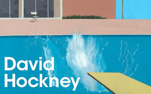 David Hockney  | Events Calendar