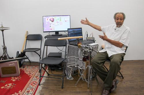 Milford Graves and John Corbett in Conversation  | Events Calendar
