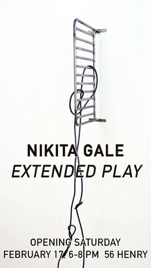 "Nikita Gale ""Extended Play"" 