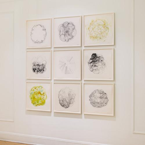 "Hedda Sterne ""Drawings 1967 