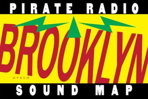 """""""Brooklyn Pirate Radio Sound Map Preview""""  