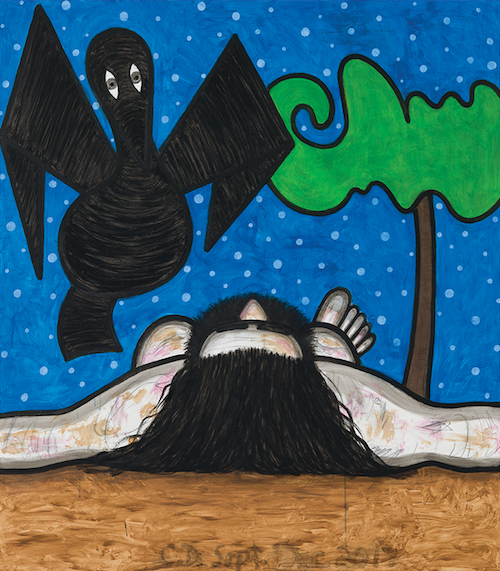 Carroll Dunham  | Events Calendar