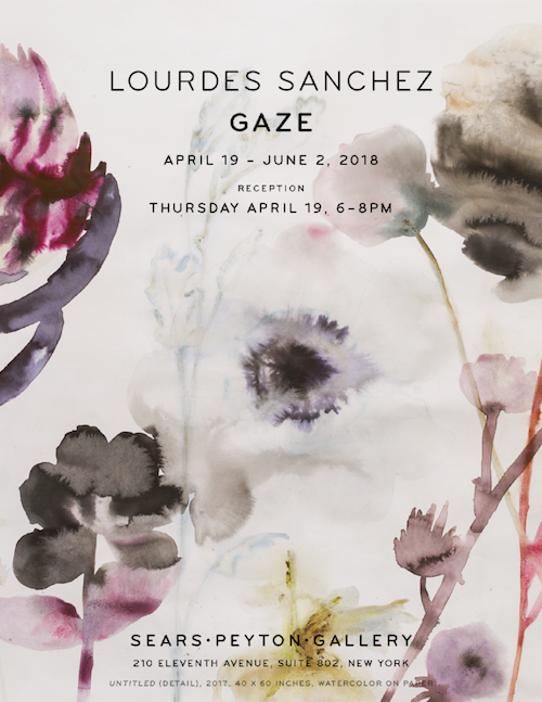 "Lourdes Sanchez ""Gaze"" 