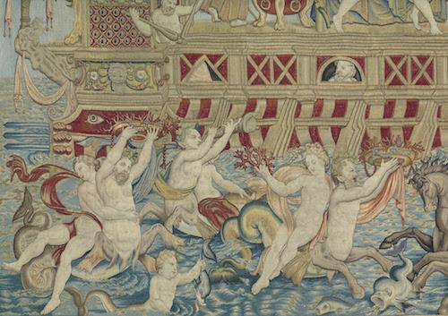 "Lorraine Karafel: ""Raphael: Designs for Tapestries"" New York Renaissance Consortium Lecture 