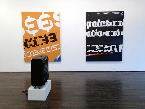 Month In Pictures Bjorn Copeland at Jack Hanley Gallery. Image for Bjorn Copeland: 'Media Bloat' at Jack Hanley Gallery