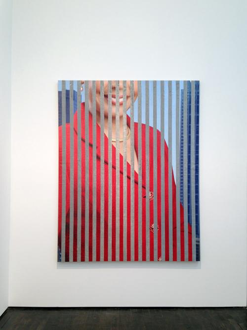 in Pictures for Bjorn Copeland at Jack Hanley Gallery. Image for  Bjorn Copeland: 'Media Bloat' at Jack Hanley Gallery