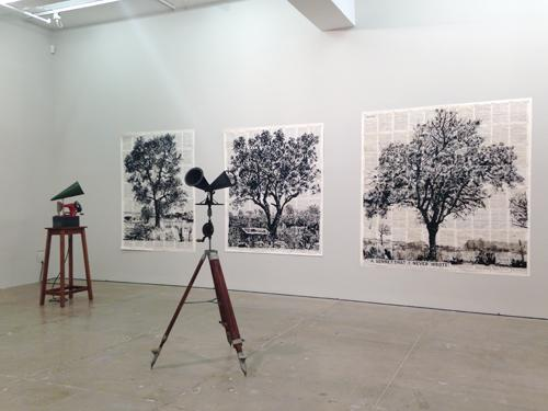 Month In Pictures William Kentridge at Marian Goodman Gallery. Image for William Kentridge: 'Second-hand Reading' at Marian Goodman Gallery