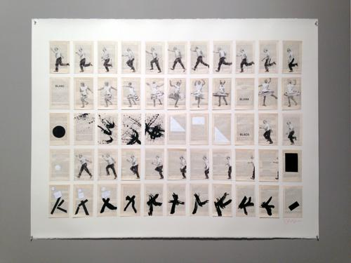 in Pictures for William Kentridge at Marian Goodman Gallery. Image for  William Kentridge: 'Second-hand Reading' at Marian Goodman Gallery