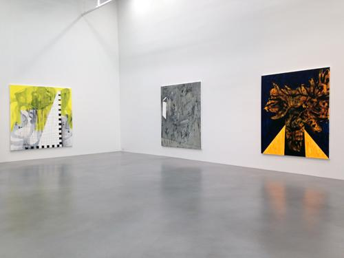 Month In Pictures Charline von Heyl at Petzel Gallery. Image for Charline von Heyl at Petzel Gallery
