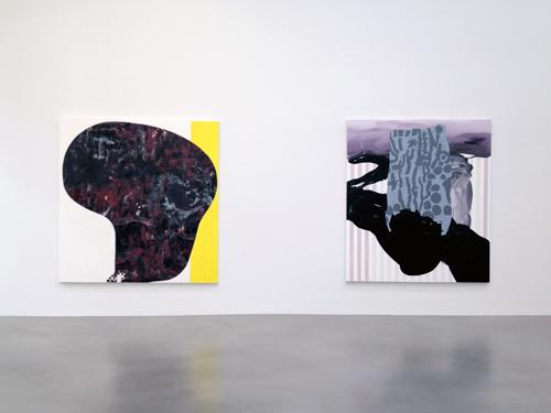 in Pictures for Charline von Heyl at Petzel Gallery. Image for  Charline von Heyl at Petzel Gallery
