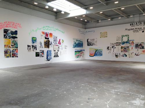 Month In Pictures Raymond Pettibon at David Zwirner. Image for Raymond Pettibon: 'To Wit' at David Zwirner