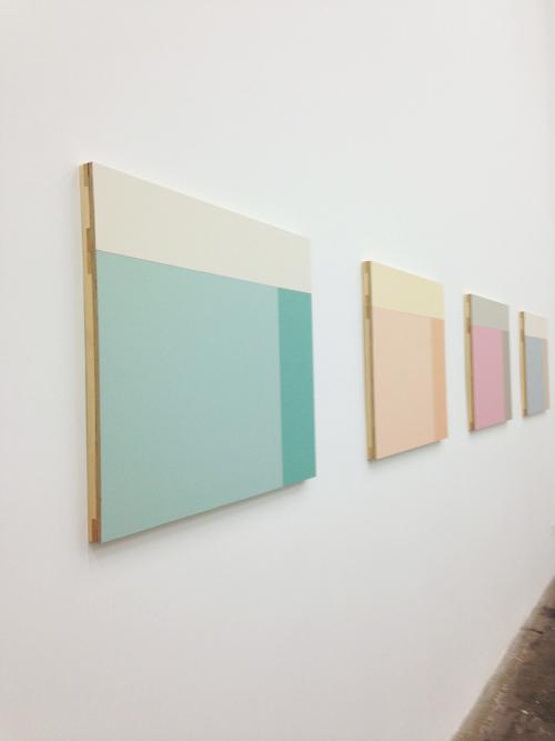 in Pictures for Morgan Fisher at Bortolami Gallery. Image for  Morgan Fisher: 'Interior Color Beauty' at Bortolami Gallery