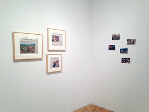 in Pictures for 'Burying the Lede' at Momenta Art. Image for  'Burying the Lede' at Momenta Art