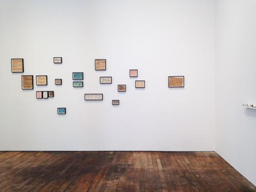 in Pictures for David Adamo / James Castle at Peter Freeman, Inc.. Image for  David Adamo / James Castle at Peter Freeman, Inc.