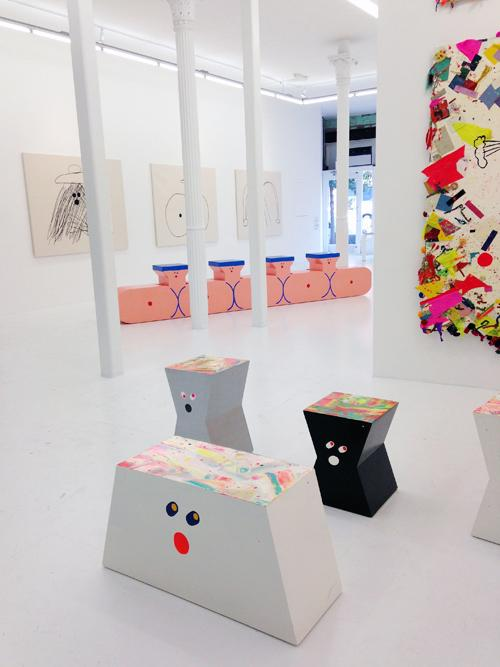 in Pictures for Misaki Kawai at The Hole. Image for  Misaki Kawai: 'Hair Show' at The Hole