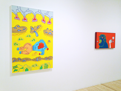 Month In Pictures Karl Wirsum at Derek Eller Gallery. Image for Karl Wirsum at Derek Eller Gallery