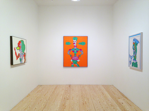 in Pictures for Karl Wirsum at Derek Eller Gallery. Image for  Karl Wirsum at Derek Eller Gallery