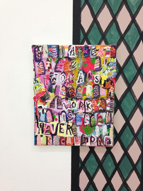 in Pictures for 'Snail Salon' at Regina Rex. Image for  Alicia Gibson in 'Snail Salon' at Regina Rex