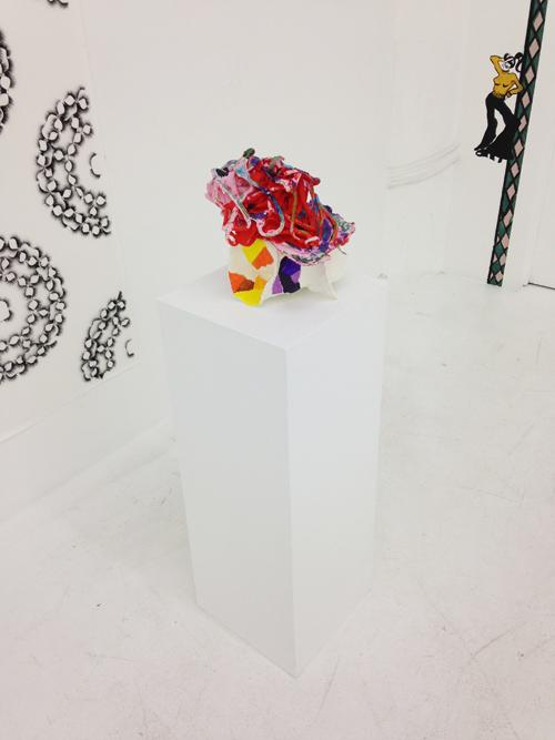 in Pictures for 'Snail Salon' at Regina Rex. Image for  Joanne Greenbaum in 'Snail Salon' at Regina Rex