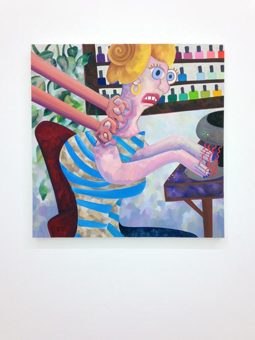 in Pictures for 'Snail Salon' at Regina Rex. Image for  Heidi Jahnke in 'Snail Salon' at Regina Rex