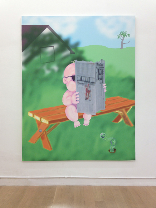 Month In Pictures Michael Williams at CANADA. Image for Michael Williams: 'Paintings' at CANADA