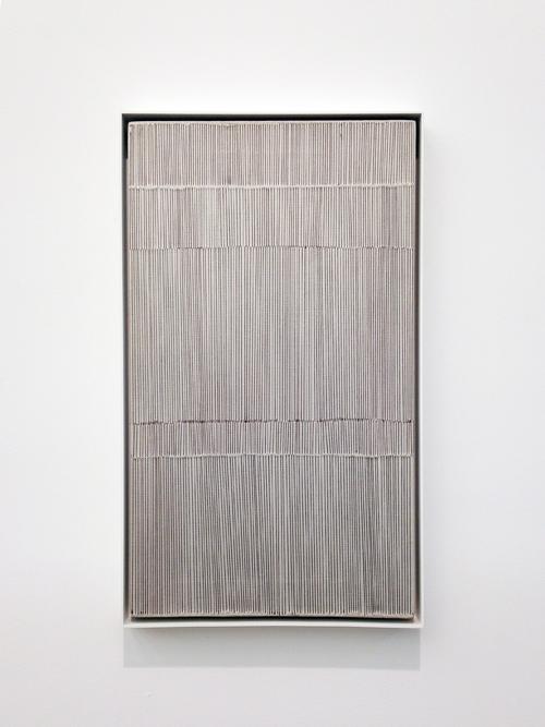 in Pictures for Elaine Reichek at Zach Feuer Gallery. Image for Elaine Reichek: 'A Précis 1972-1995' at Zach Feuer