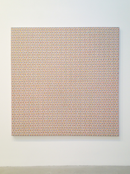 in Pictures for Peter Young at Algus Greenspon. Image for Peter Young at Algus Greenspon