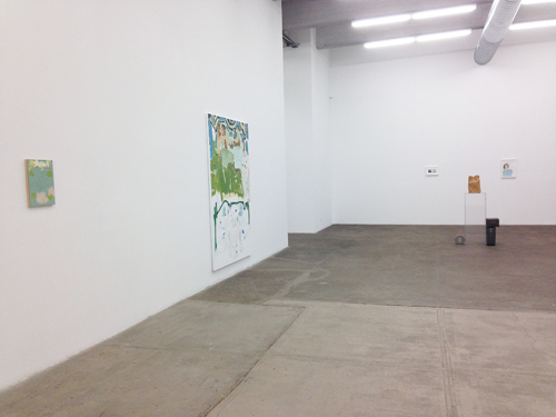 in Pictures for Richard Aldrich at Bortolami. Image for Richard Aldrich at Bortolami