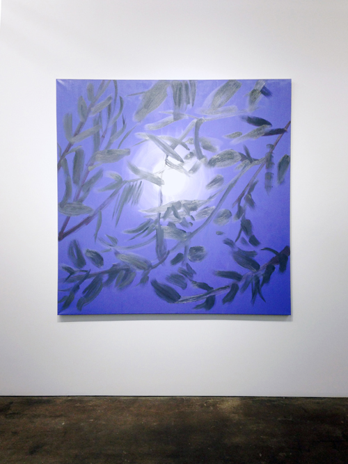in Pictures for Ann Craven at Maccarone. Image for Ann Craven at Maccarone