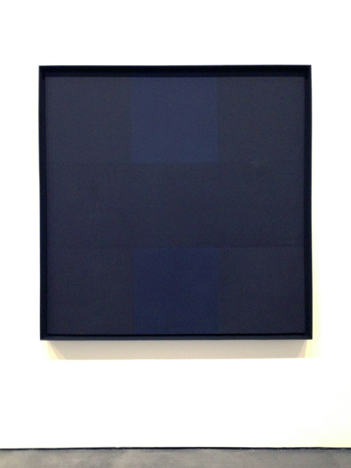 in Pictures for Ad Reinhardt at David Zwirner. Image for Ad Reinhardt at David Zwirner