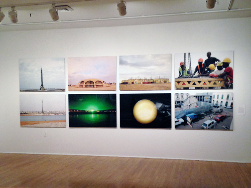 in Pictures for The Shadows Took Shape at The Studio Museum in Harlem. Image for Kiluanji Kia Henda