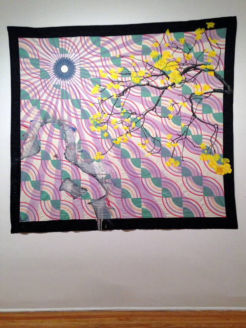 in Pictures for The Shadows Took Shape at The Studio Museum in Harlem. Image for Sanford Biggers