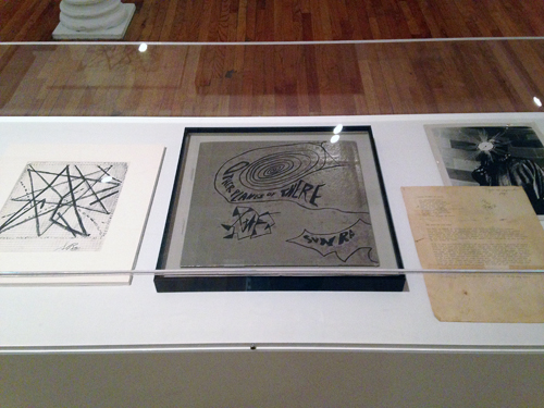 in Pictures for The Shadows Took Shape at The Studio Museum in Harlem. Image for Sun Ra