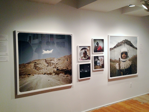 in Pictures for The Shadows Took Shape at The Studio Museum in Harlem. Image for Cristina de Middel