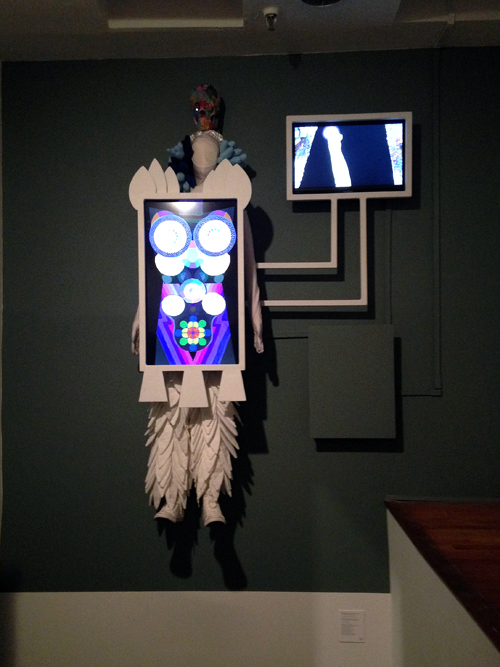 in Pictures for The Shadows Took Shape at The Studio Museum in Harlem. Image for Saya Woolfalk
