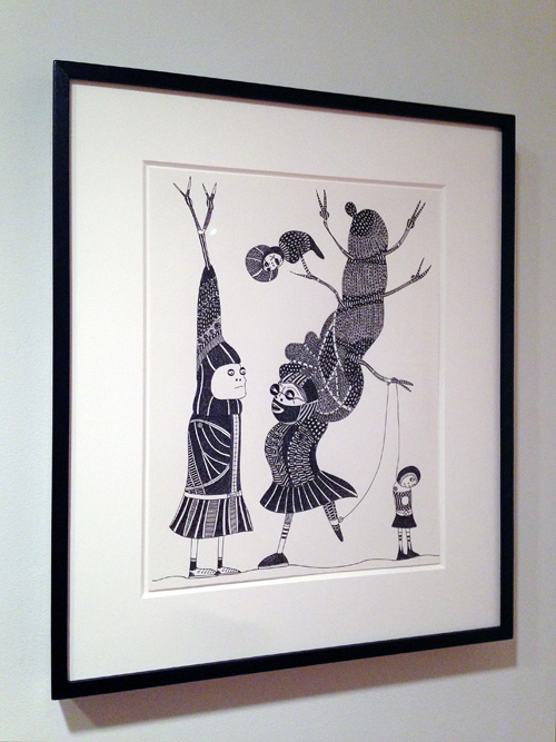 in Pictures for The Shadows Took Shape at The Studio Museum in Harlem. Image for Laylah Ali