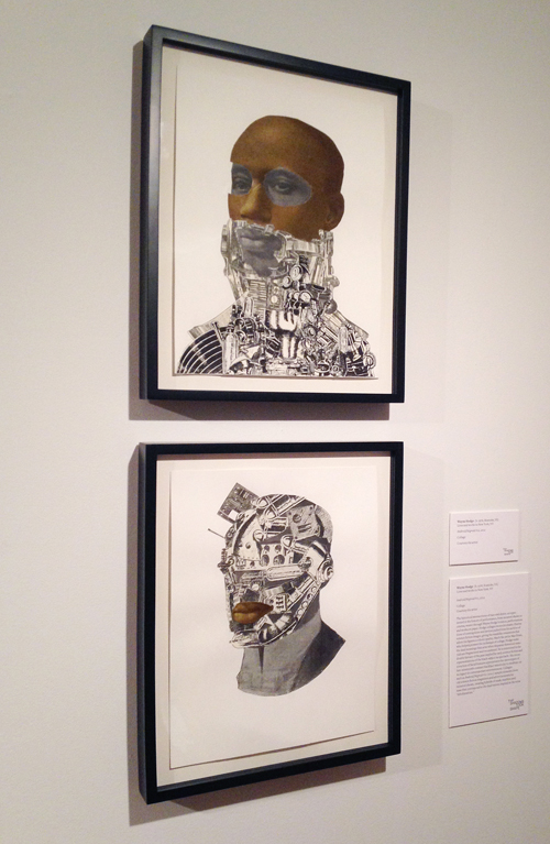 in Pictures for The Shadows Took Shape at The Studio Museum in Harlem. Image for Wayne Hodge