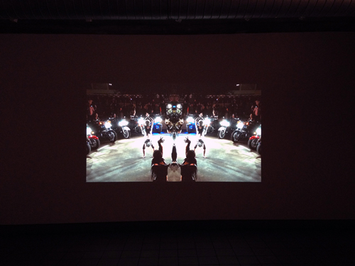 in Pictures for GUTS at Abrons Arts Center. Image for Irvin Morazan