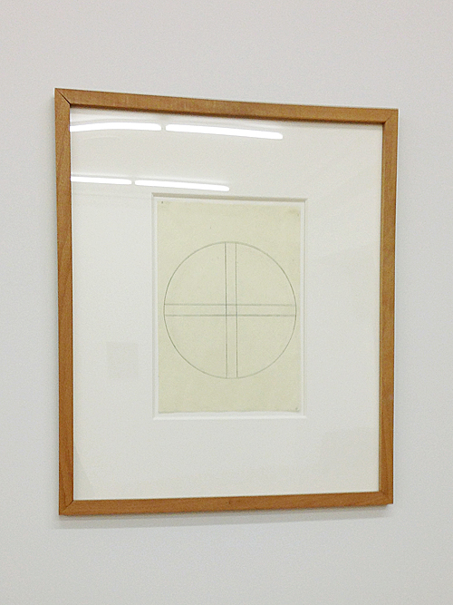 in Pictures for Helmut Federle at Peter Blum Gallery. Image for