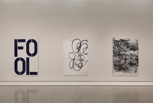 in Pictures for Christopher Wool at Solomon R. Guggenheim Museum. Image for Installation view: Christopher Wool, Solomon R. Guggenheim Museum, New York, October 25, 2013–January 22, 2014. Photo: Kristopher McKay © Solomon R. Guggenheim Museum, New York