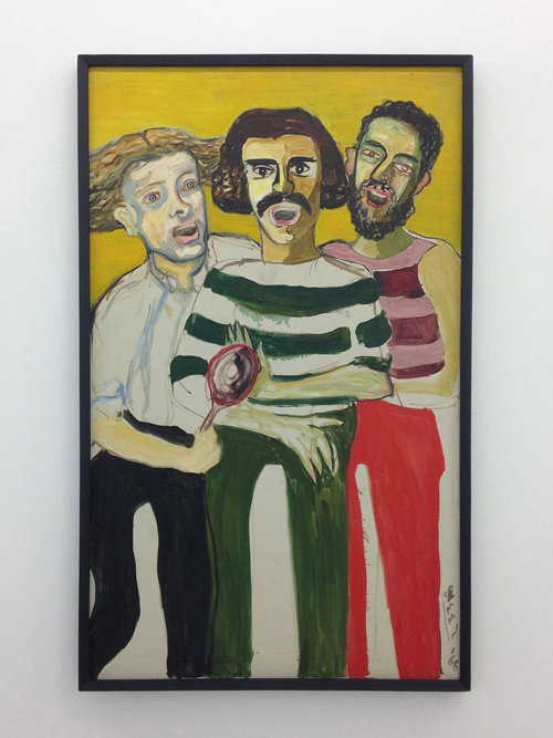 in Pictures for 'TICKET TO REALITY' at Marlborough Chelsea. Image for Alice Neel