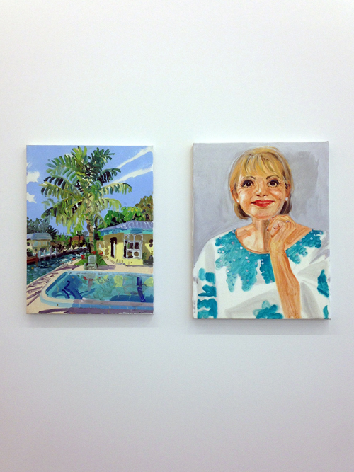 in Pictures for 'TICKET TO REALITY' at Marlborough Chelsea. Image for Daniel Heidkamp