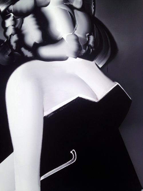 in Pictures for Tomoo Gokita at Mary Boone Gallery. Image for