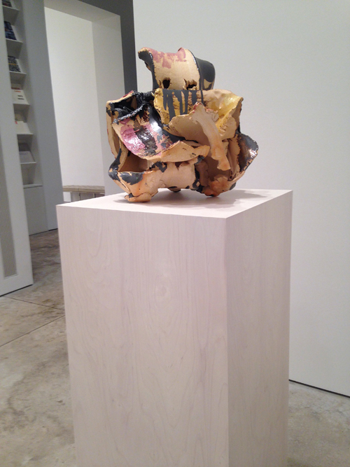 in Pictures for Lynda Benglis at Cheim & Read. Image for