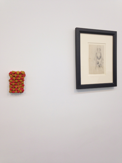 in Pictures for 'The Age of Small Things' at DODGEgallery. Image for (L-R) Brian Belott, Charles Burchfield
