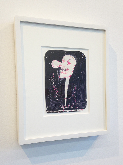 in Pictures for 'The Age of Small Things' at DODGEgallery. Image for Chris Martin