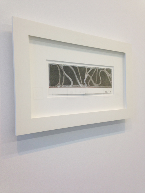in Pictures for 'The Age of Small Things' at DODGEgallery. Image for Brice marden