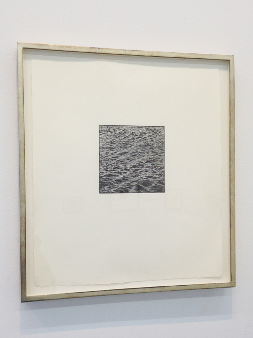 in Pictures for 'The Age of Small Things' at DODGEgallery. Image for Vija Celmins